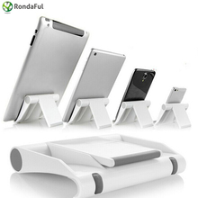 Universal Rotary Tablet PC Smartphone Stand Foldable Mobile
