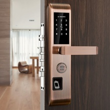 Wifi Smart lock,Best Price Code Safety APP Lock Anti-thiet Biometric Bluetooth Fingerprint Door