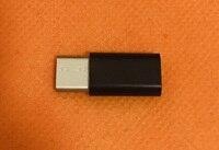Orijinal tip C konnektör mikro usb konnektör adaptörü Ulefone T1 Helio P25 Octa çekirdek 5.5 inç FHD ücretsiz kargo