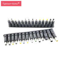 New 28 pcs/set Universal Plug 28pcs DC Power 5.5x2.1mm DC Jack Charger to Plug Power Adapter for Notebook Laptop High Quality