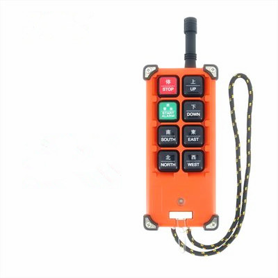 industrial remote Switch controller Only 1 pcs transmitter please leave a message about device code . binge elec 16 buttons remote controller 433 92mhz only work as binge elec remote touch switch hot sale