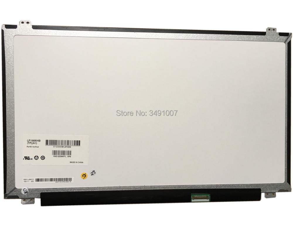 LP156WHB TPA1 ajustement LTN156AT37 W01 NT156WHM-N12 B156XW04 V.8 V.7 B156XTN04.0 EDP