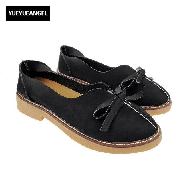 Chaussures à bout rond noires Casual femme uk4mUUs