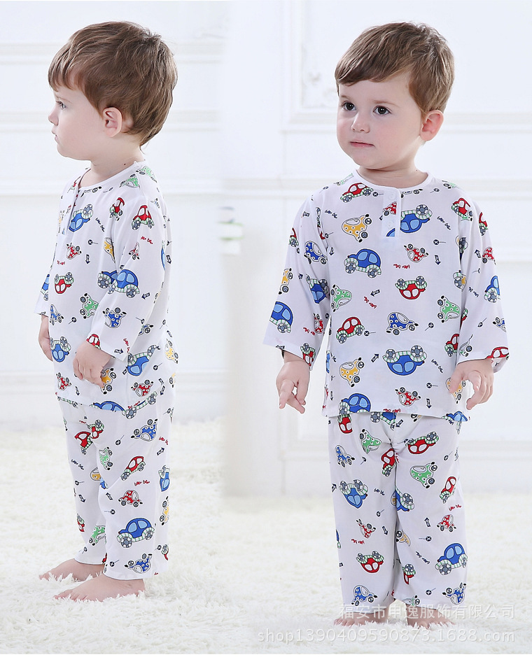 Cotton Boys Pajamas Breeze Clothing