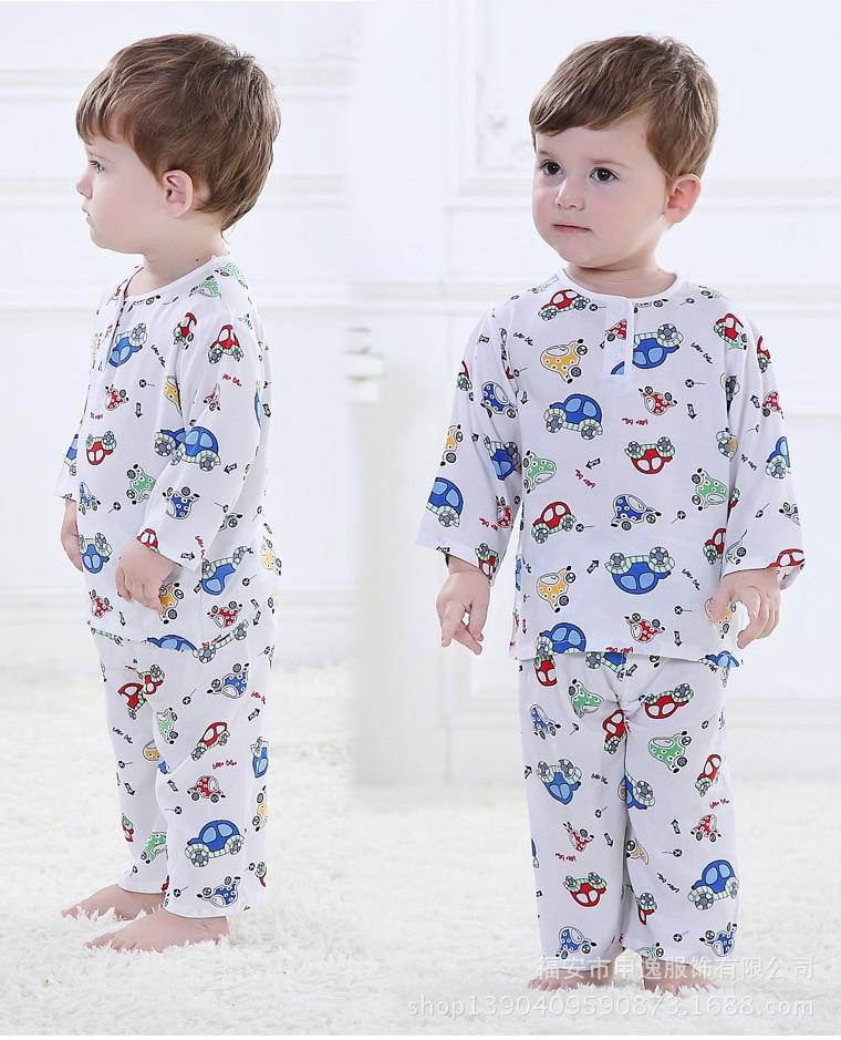 Cotton Boys Pajamas