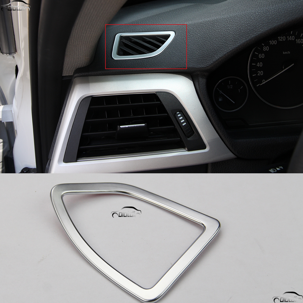 Car Styling 4Pcs Interior Door Handle Cup Bowl Cover Trim Stikcers For BMW 3 4 Series f30 f32 f35 316i 318i 320li 2013-2017