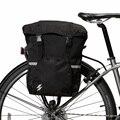 Roswheel Sahoo Series 14891-A-SA велосипедная задняя Сумка для багажника  велосипедная сумка для седла  боковая стойка  чехол 15л