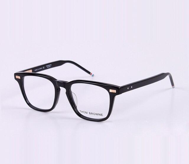 TB402 gafas de Marca Marcos de las Lentes Hombres Y Mujeres Moda Gafas de lectura por Ordenador Marco Óptico Con la Caja Original
