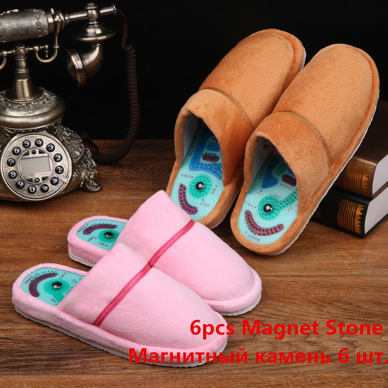 Foot Massage Slippers Health Shoe Reflexology Magnetic Sandals Acupuncture Healthy Feet Care Massager Magnet Shoes концентрат health