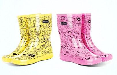 Pink Rain Boots Women Promotion-Shop for Promotional Pink Rain ...