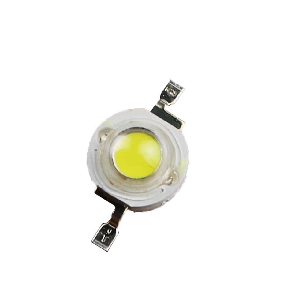 Free shipping 50PCS 1W 3w High power LED Lamps white /warm white 30mil 45mil Chips high light lights ...