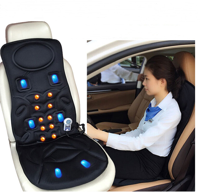 ФОТО Car massage multifunctional full-body home chairs cushion neck massage cushion Massage chair Household auxiliary massage
