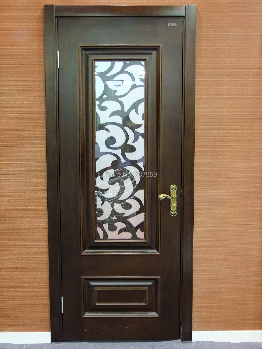 Online buy wholesale solid wood doors for sale from china for Solid wood exterior doors for sale