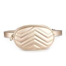 Новая Женская поясная сумка женская круглая поясная сумка Роскошная брендовая модная дизайнерская высококачественная искусственная кожа поясная сумка женская сумочка