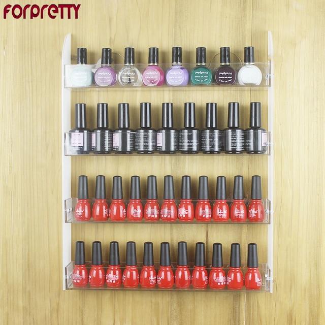 Esmaltes de uñas Estantes forpretty soporte para gelnagel repisas ...