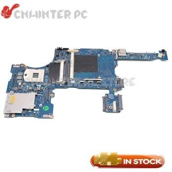 Nokotion 652509-501 652509-001 652509-601 Voor Hp Elitebook 8760W Laptop Moederbord 6050A2438101 QM67 DDR3 met Grafische Slot