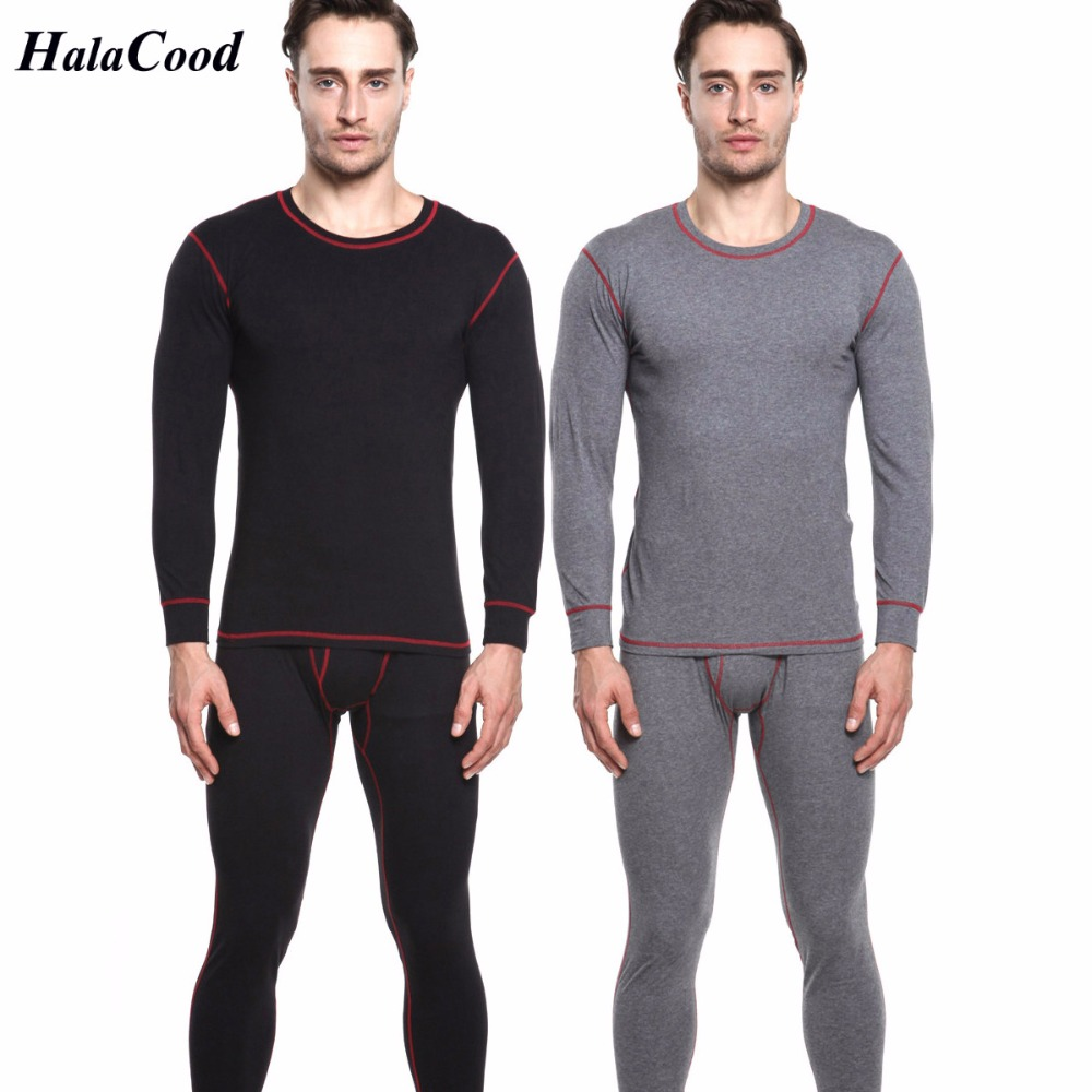 2Sets lot Thermal Mens Underwear New Quality Men Compression Thermal Underwear Men s Fitness Winter Thermal