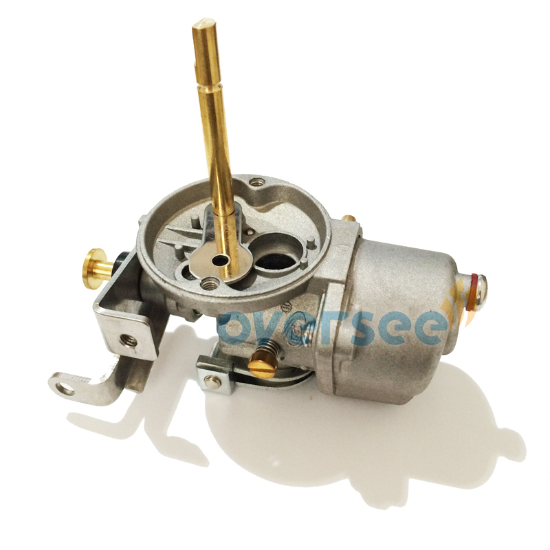 6A1-14301-03 carburetor for YAMAHA 2HP 2A 2 Stroke Outboard Engine Boat Motor aftermarket parts 6A1-14301 6b4 14301 00 carburetor for yamaha 9 9hp 15hp 2 stroke new model outboard engine boat motor aftermarket parts 6b4 14301