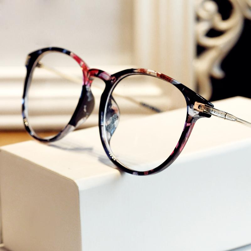 Ronda Retro marcos miopía anteojos mujeres miopía gafas marco ...