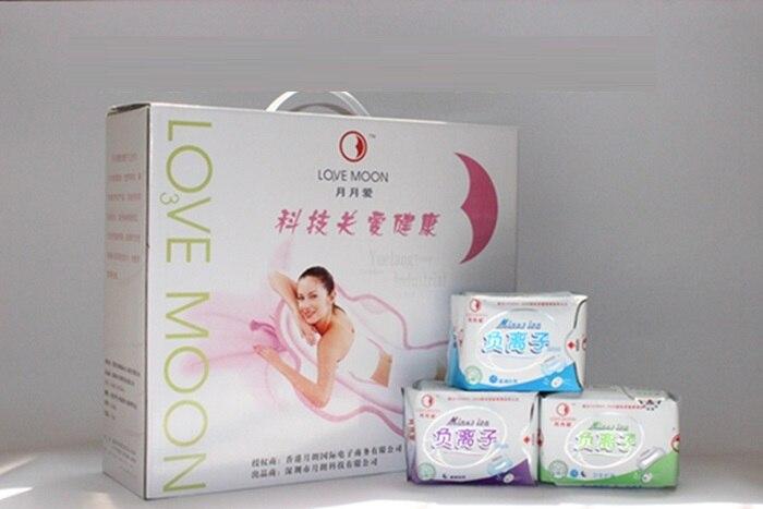 Товары женской гигиены из Китая