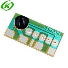 5 uds LX9300 Módulo de voz de música Alice tono Control tablero Loop Play IC Chip de sonido 3,0 V 4,5 V