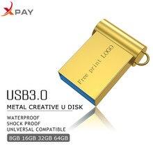 Водонепроницаемый супер мини металлический usb флеш-накопитель 2,0 128 GB 64 GB 32 GB 16 GB 8 GB 4 GB Портативный memory stick флешка, переносной usb-накопитель Бесплатная логотип