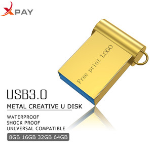 Waterproof super mini metal usb flash drive 2.0 128GB 64GB 32GB 16GB 8GB 4GB portable memory stick Pendrive flash disk free LOGO