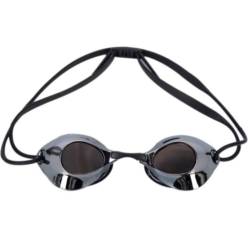 Открытый Водные виды спорта мужские и женские очки для плавания для взрослых водонепроницаемые и противотуманные профессиональные гоночные очки - Цвет: B