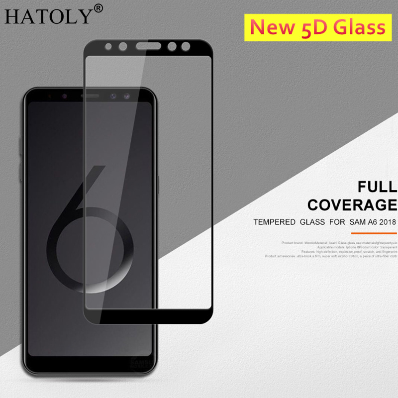 Fitur Full Cover Tempered Glass 5d Screen Protector Samsung Galaxy