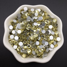 Good Quality Jonguil DIY Strass Crystal ss3-ss34 Non HotFix Nail Art Flatback Rhinestones for Clothes Decorations