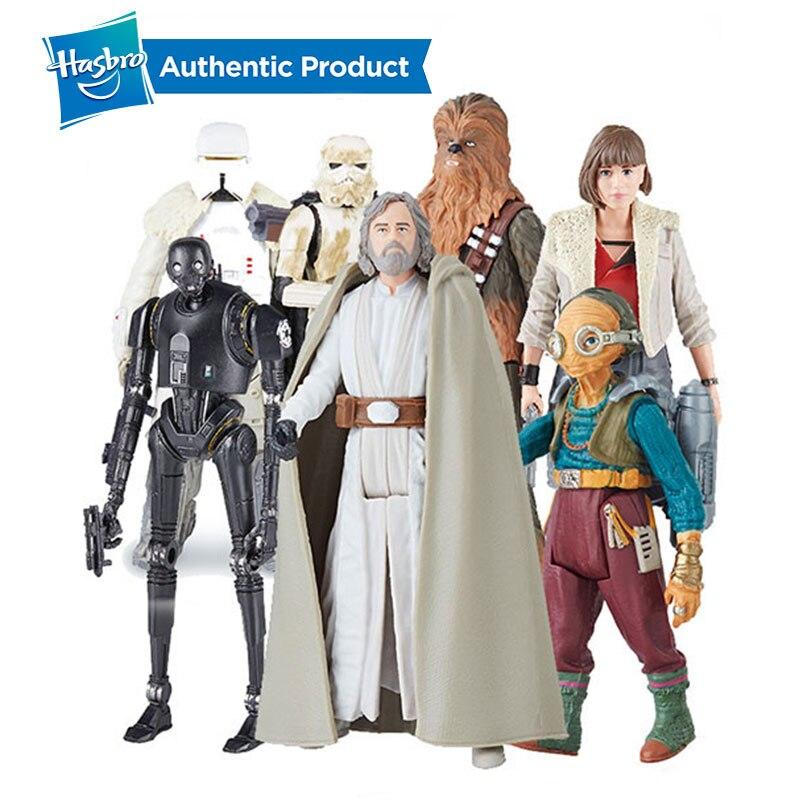 Hasbro Star War Movie Force Link S2 SWU QiRa chewvens a K-2S0 maz-kanata E8 Skywalker Jedi Master Collection figurine jouetHasbro Star War Movie Force Link S2 SWU QiRa chewvens a K-2S0 maz-kanata E8 Skywalker Jedi Master Collection figurine jouet