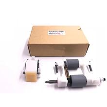 купить Einkshop Q5997A ADF Pickup roller for hp 4345 M4345 4700 4730 9200 9250 9200c 9250c Q5997-67901 and Separation Pad printer parts дешево