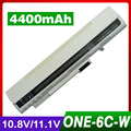 4400mAh laptop battery for ACER Aspire One A110 A150 AOA110 AOA150 AOD150 AOD250 AOP531H D150 D250 AO571h D210 KAV10