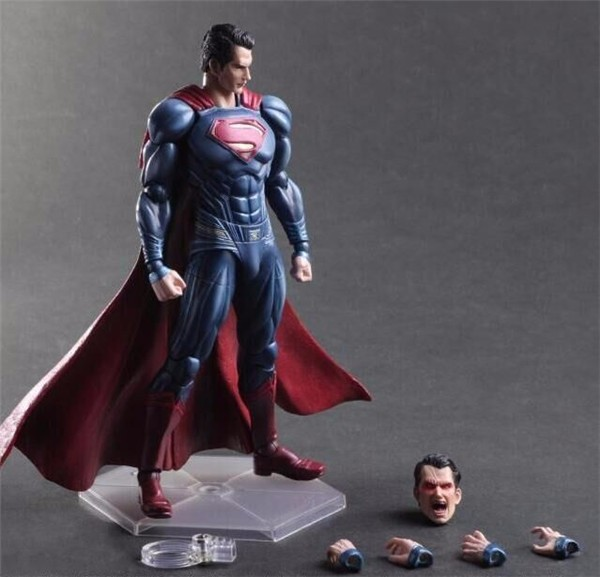 Toy Figure Model Superman 4