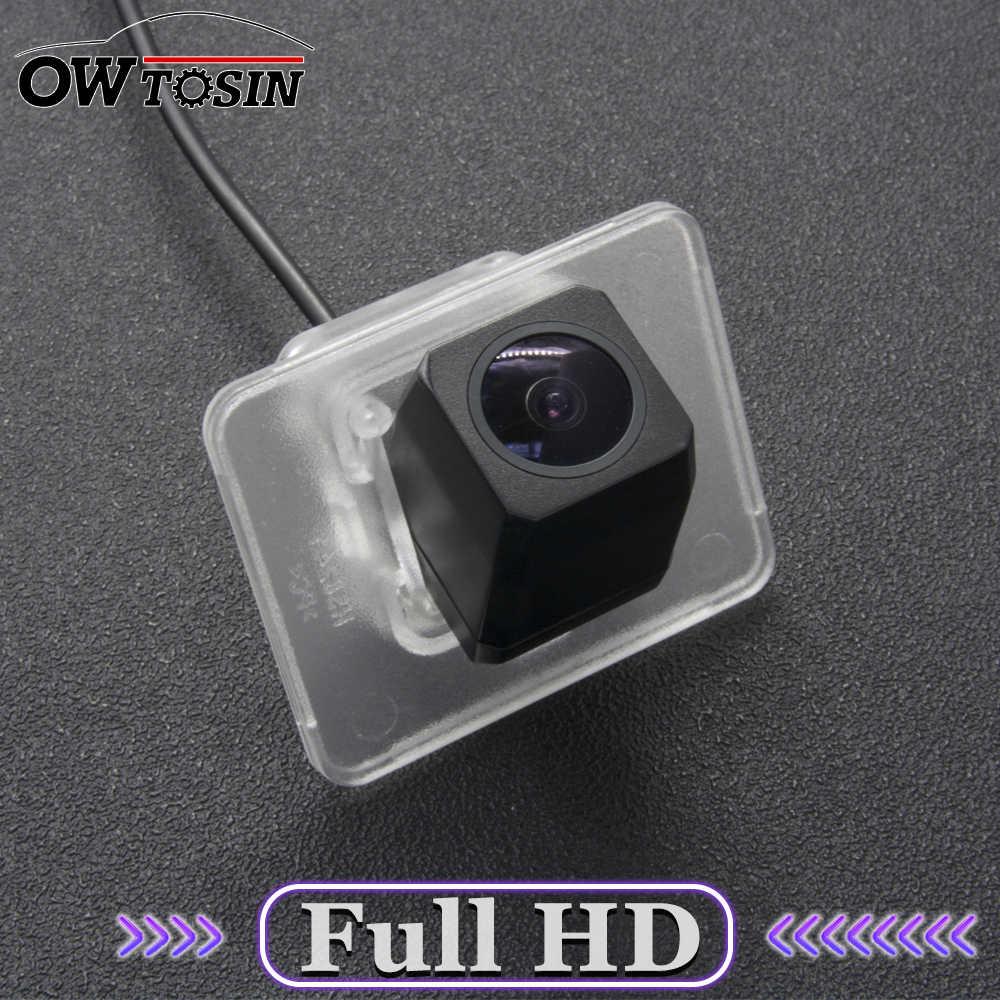 Full HD резервная камера заднего вида для Kia Optima K5 Cerato K3 для hyundai i40 Sedan Автостоянка ЖК-зеркало монитор камера заднего вида