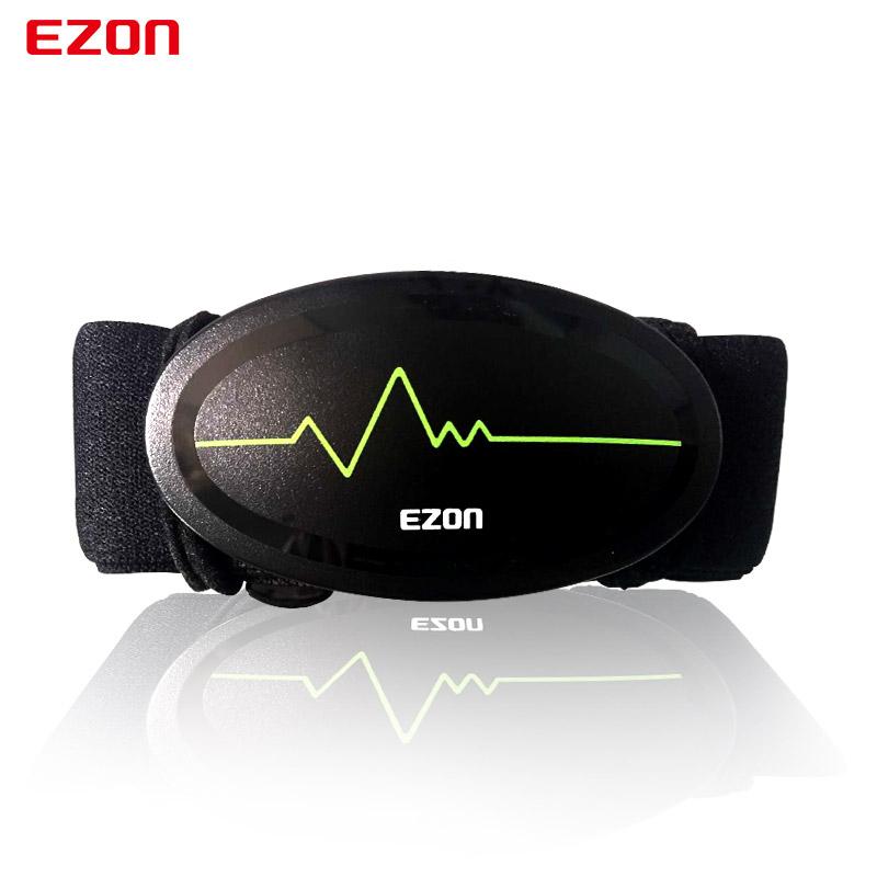 Prix pour EZON Moniteur de Fréquence Cardiaque Bluetooth 4.0 Puce Sangle De Poitrine Ceinture Coeur Pulse Capteur Cardio Moniteur Runtastic Compteur de Fréquence Cardiaque