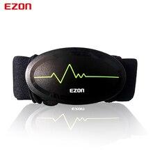 Ezon monitor de freqüência cardíaca bluetooth 4.0 pulseira de peito inteligente cinto coração sensor de pulso cardio monitor runtastic medidor de freqüência cardíaca