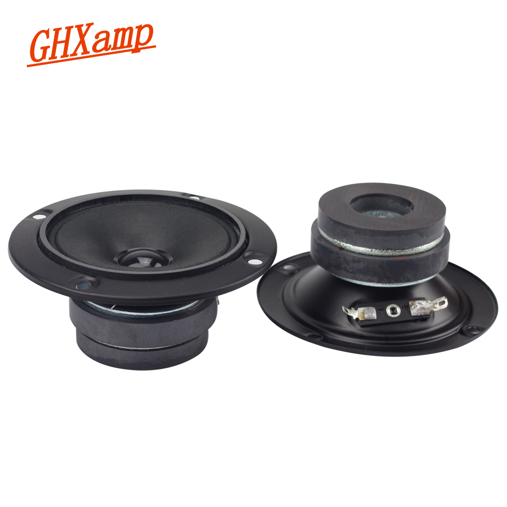 3 Inch 30W Treble Speaker Portable 4Ohm Double Magnetic Tweeter Sound Balance Kara Box KTV Private Room 96Db 2PCS