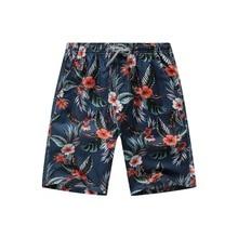 Мужские пляжные шорты с принтом, быстросохнущие шорты для бега, одежда для плавания, купальный костюм, плавки для пляжа, спортивные шорты, пляжные шорты размера плюс