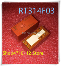 NEW 5PCS/LOT RT314F03 16A 3VDC DIP 9