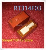 NOVA 5 PÇS/LOTE RT314F03 16A 3VDC DIP 9|Acessórios para baterias|   -