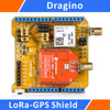 Dragino Lora GPS Shield Long Range Transceiver And GPS Expansion Board Compatible For Arduino