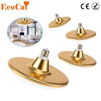 Bombilla LED de alta potencia E27 20W 30W 50W 60W Bombilla Led E27 220V foco LED Bombilla Led luz para el hogar blanco frío