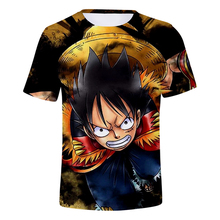One Piece 3D T-Shirts (18 Modes)