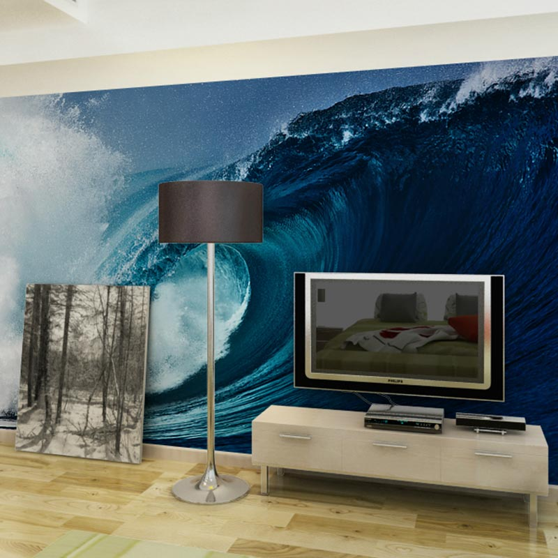 Pleasant Aliexpress Com Buy Custom Home Decor Wall Murals Papel De Parede Largest Home Design Picture Inspirations Pitcheantrous