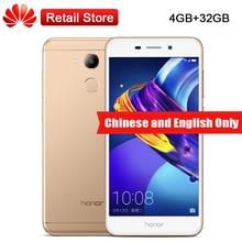 """Huawei Honor V9 играть MT6750 4 ГБ Оперативная память 32 ГБ Встроенная память Octa core 5.2 """"Android 7.0 4 г LTE 13MP fingeprint мобильного телефона"""