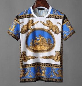 Image 5 - 2019 פולו גברים פולו חולצות עסקי גברים של בגדי רקמת Homme למעלה איכות