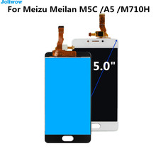For Meizu Meilan M5C 5C A5 M710H LCD Display+Touch Screen +tools Digitizer Assembly Replacement best quality for meizu meilan note 1 lcd display touch screen 100% original digitizer assembly replacement in stock