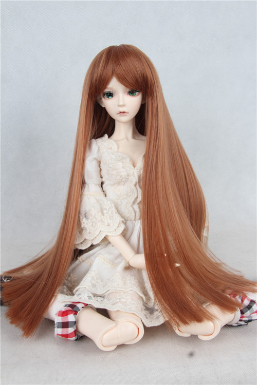 doll wig for BJD/SD 1/3,1/4,1/6 Scale BJD wig.variety of colors A15A1037.only sell wig.Not included doll clothes accessories only a promise