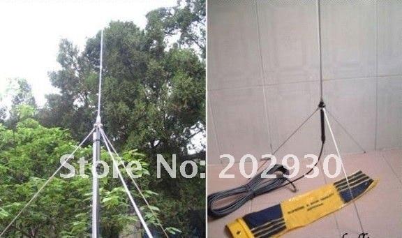 1/4 de onda GP Antena para 5 w, 7 w, 15 w FM Transmitter BNC frete grátis